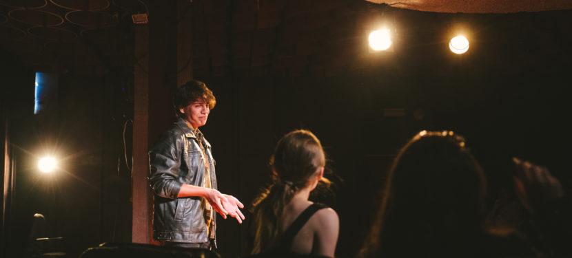 Zajęcia teatralne i spektakle